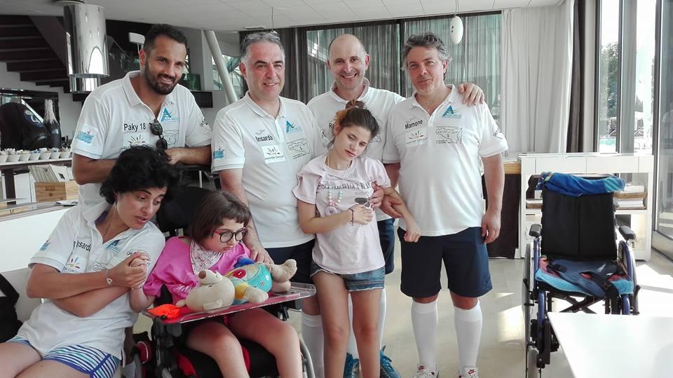 Seconda edizione del torneo FootGolf a favore di AIRETT – Associazione Italiana Rett